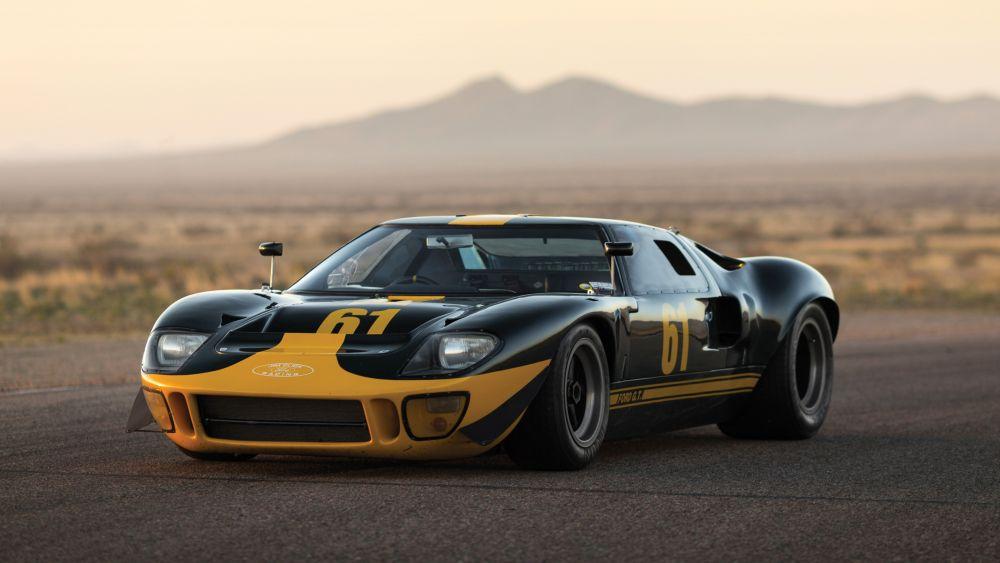 GT40 Jim Click