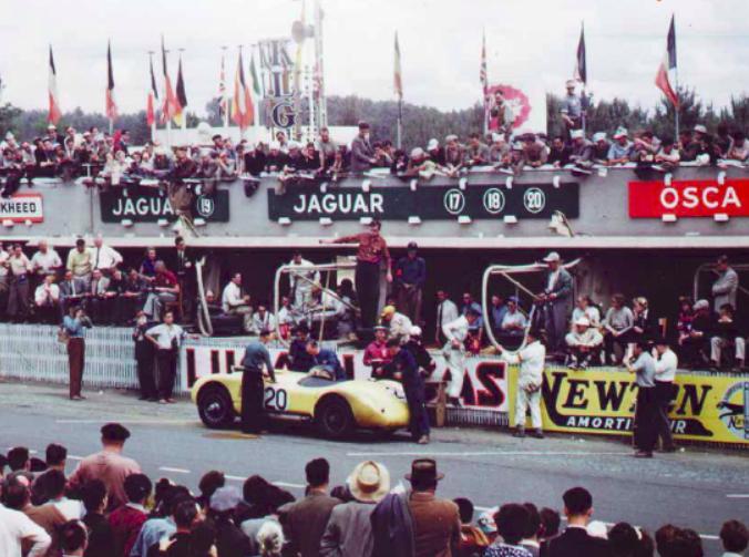 Le Mans 1953