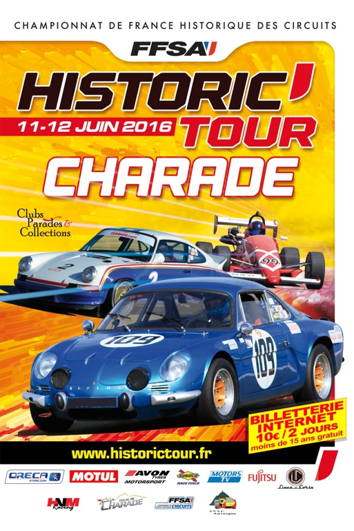 Historic Tour Charade 16