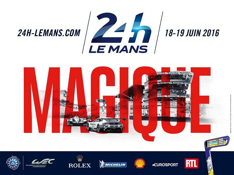 Le Mans Magique