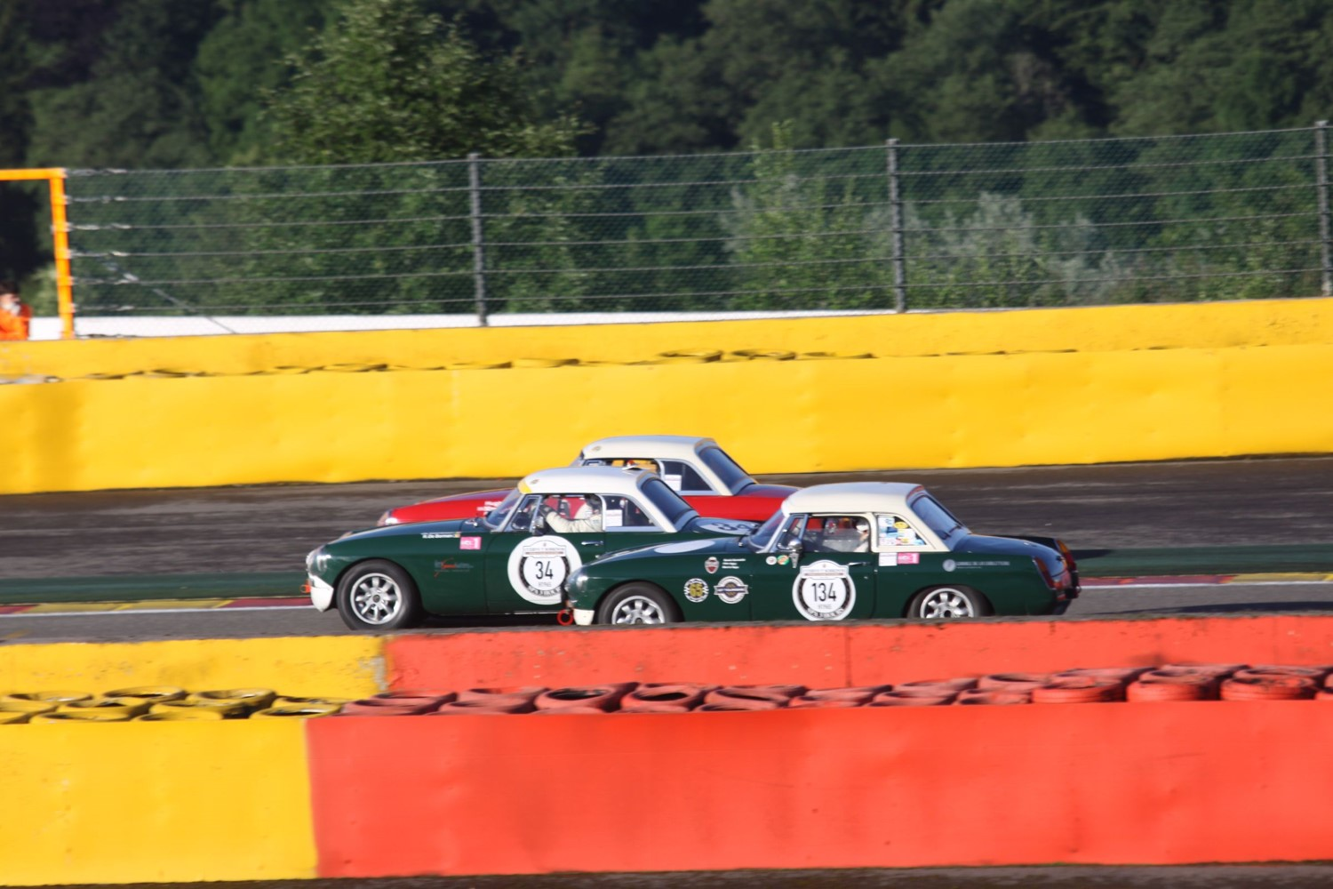 MG Spa 3 Hours