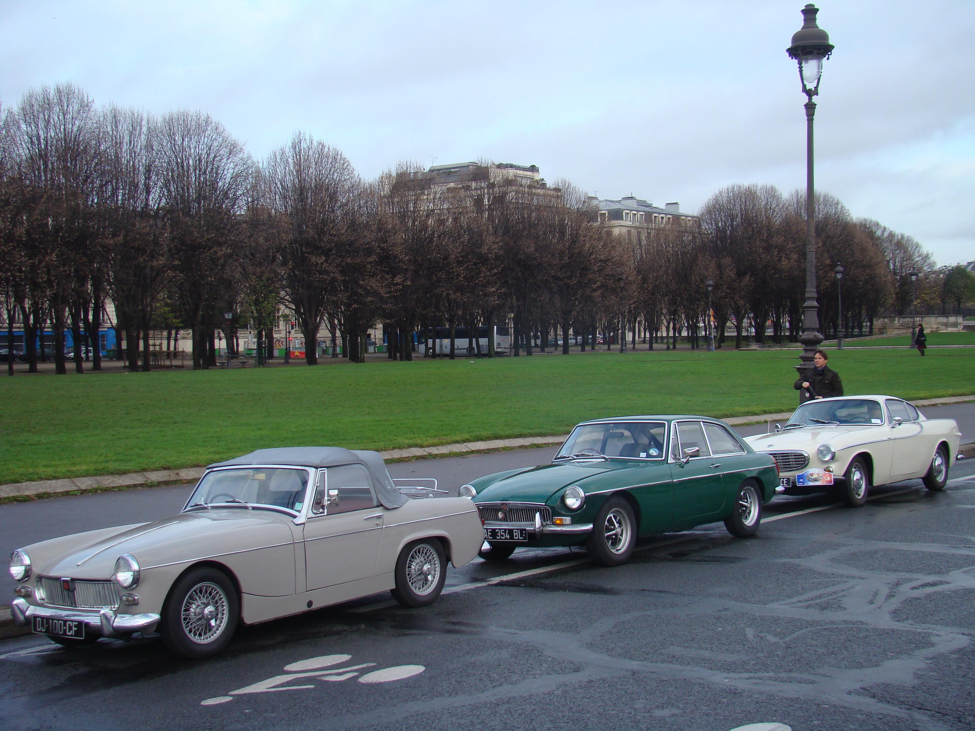Parcours Traversée de Paris 2016