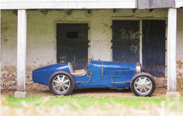 Bugatti Quail Lodge
