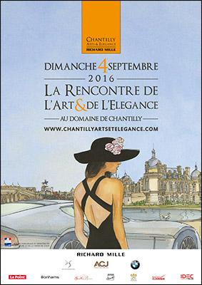 Chantilly 2016