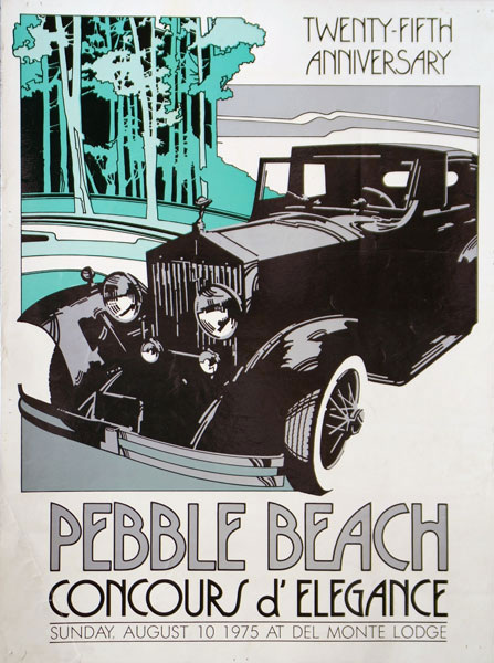 Pebble Beach 1975