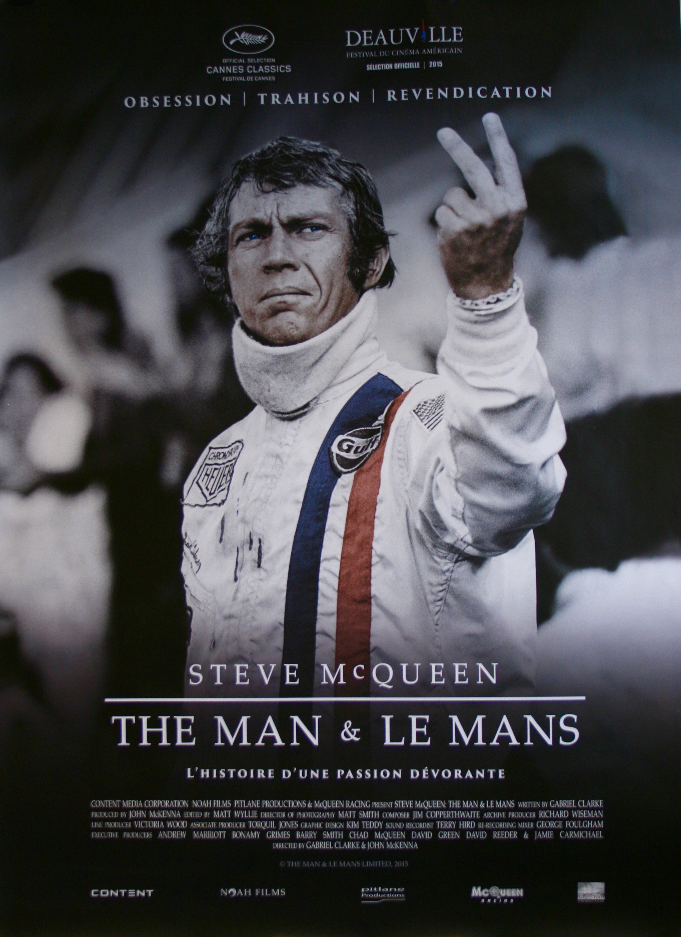 steve mcqueen the man le mans archives morrissette racing. Black Bedroom Furniture Sets. Home Design Ideas